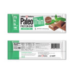 Paleo Thin® Protein Bar Chocolate Mint, 12 Bars