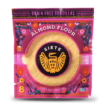 Almond Flour Tortillas - 6 Packs